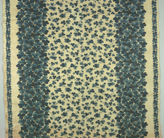 Textile (possibly USA)