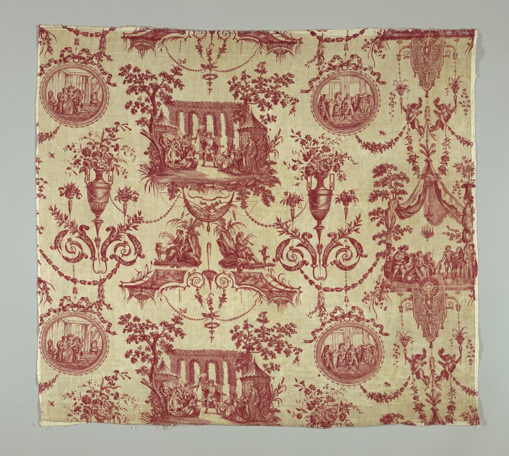 Textile, Le Mariage de Figaro