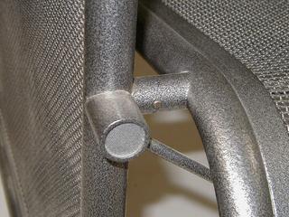 The Sportes Mesh Chair Armchair, 1984
