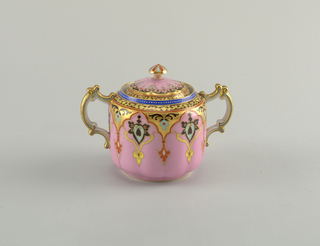 Sugarbowl (Russia), late 19th century