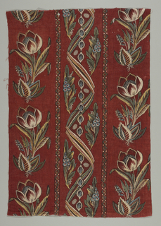 Textile (Northern France), ca. 1800