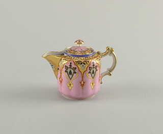 Creamer (Russia), late 19th century