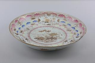 Dish (China), ca. 1736–96