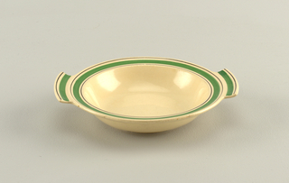 Bandarillo Bowl, 1933