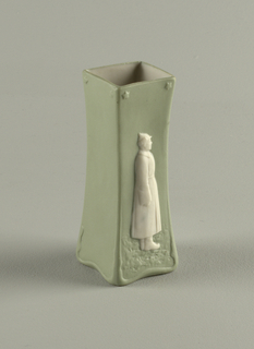 Red Army Soldier Vase