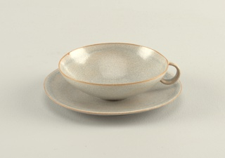 Cup And Saucer, 1939