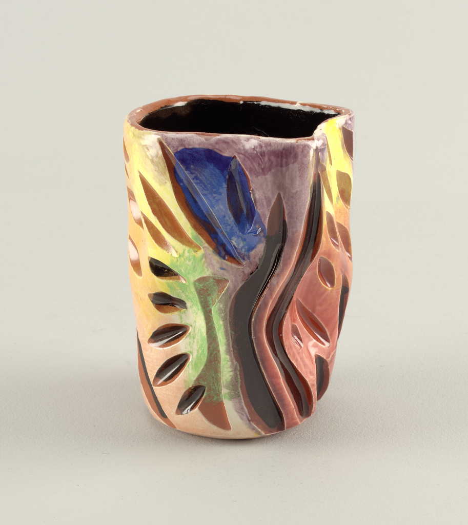 Colorful cup/bowl.
