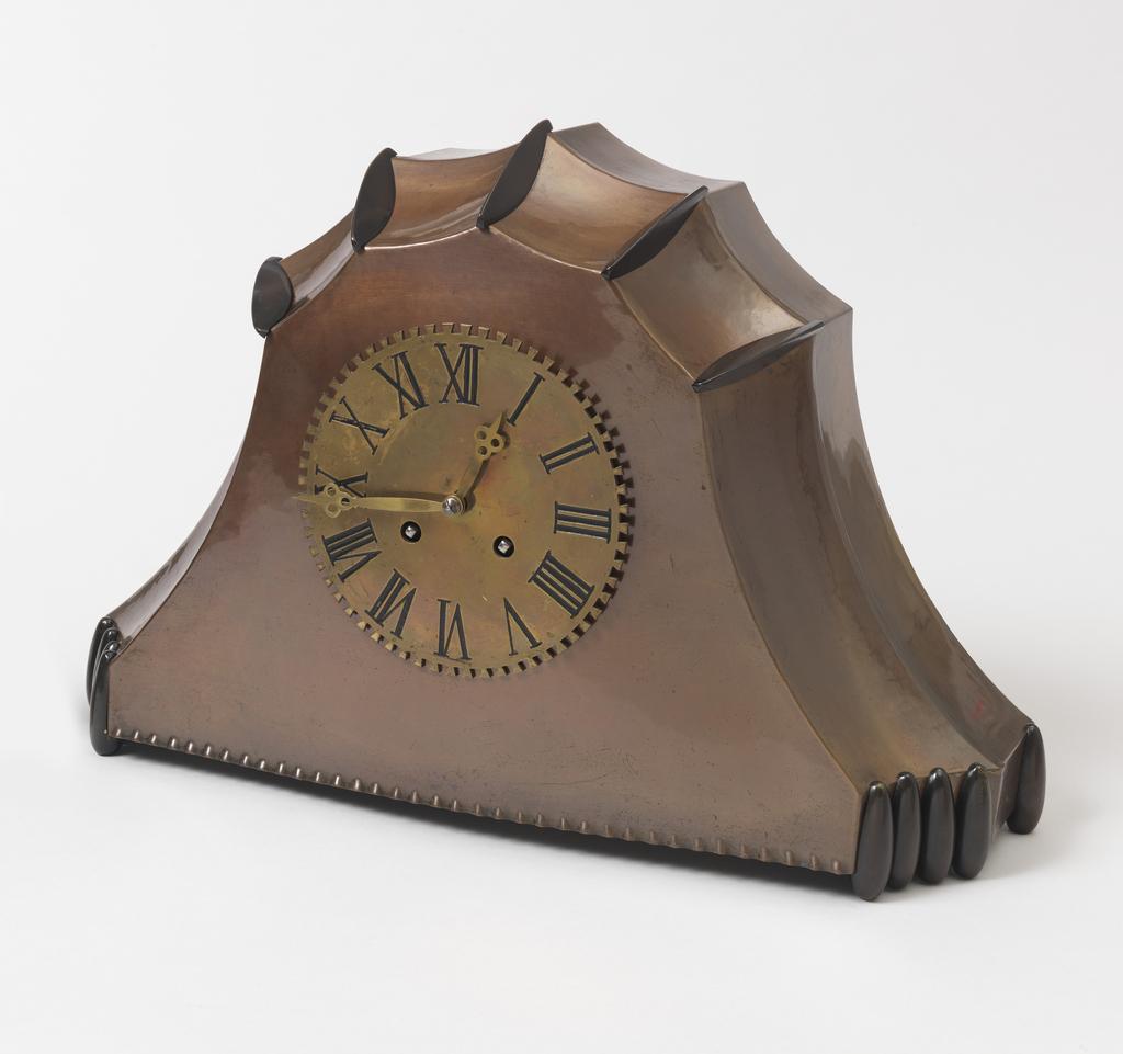 Clock (Netherlands), 1920