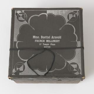 Box And Lid (USA)