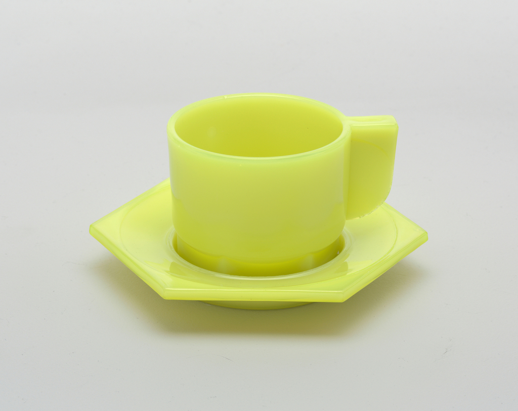 Cup And Saucer (Netherlands)