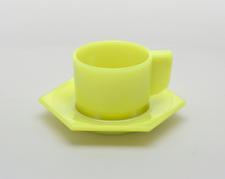 Cup And Saucer (Netherlands), © June 12, 1979
