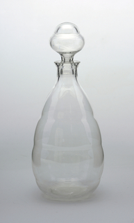 Servies H Decanter And Stopper, 1916–21