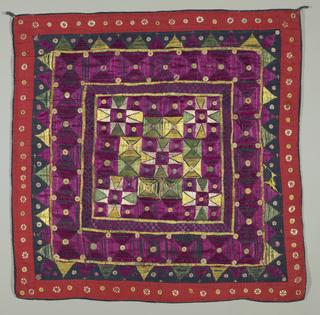 Embroidery: India (India)