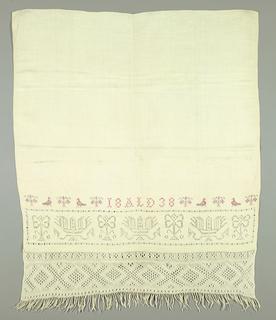 Towel Fragment
