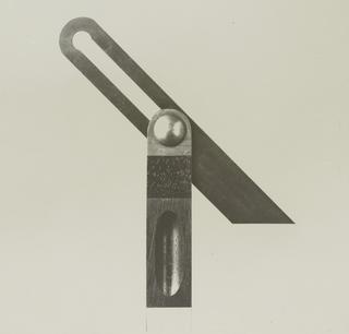 "Photograph, ""T"" Bevel, 1955"