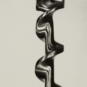 Photograph, Auger Drill Bit with a Flared Screwdriver End, 1955