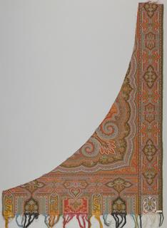 Shawl Fragment (France)