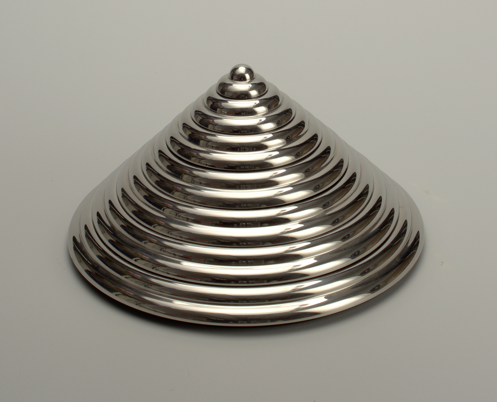 Metal Wave Tray