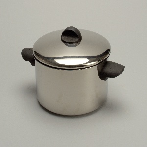 Revere Excel Cookware Stockpot With Lid, Strainer, 1993