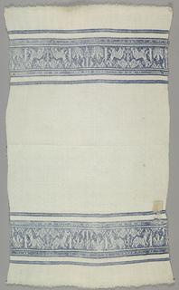 Perugia-type towel.