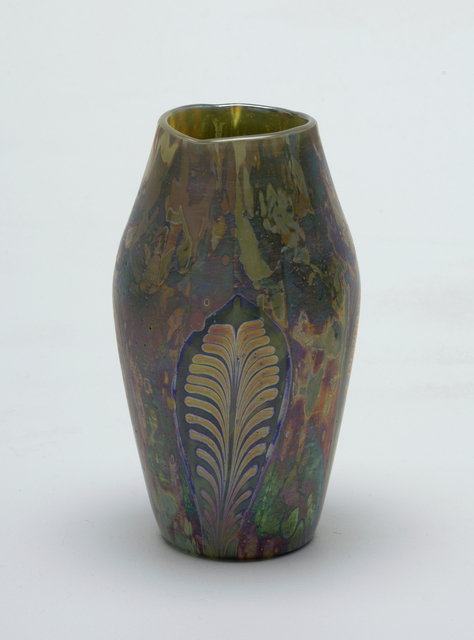 Large Print Labels Passion For The Exotic Louis Comfort Tiffany