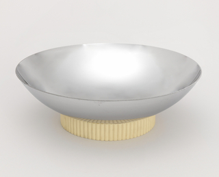 Diana flower bowl Bowl, 1930–40
