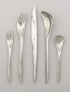 Zaha Teaspoon, 2007