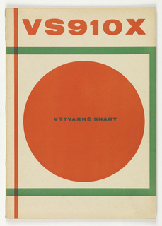 Journal, Výtvarné snahy (Art endeavors), 1928-1929