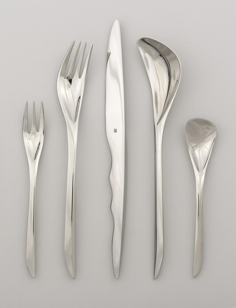 Zaha Dinner Fork, 2007