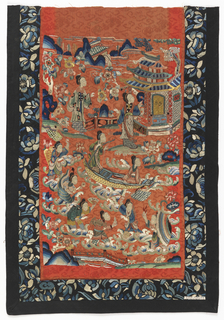 Embroidery (China), 19th century