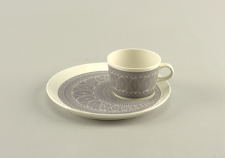Cup And Saucer (Finland)