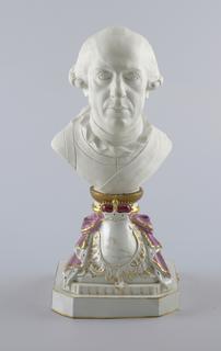 Bust of Charles William Ferdinand, Duke of Brunswick Bust, 1772