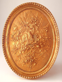 Plaque And Frame (France)