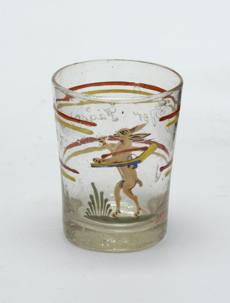Beaker Glass (Switzerland), 18th century