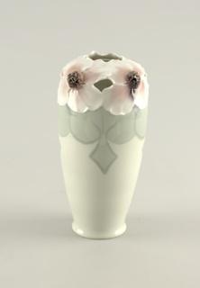 Dogwood Vase, ca. 1900