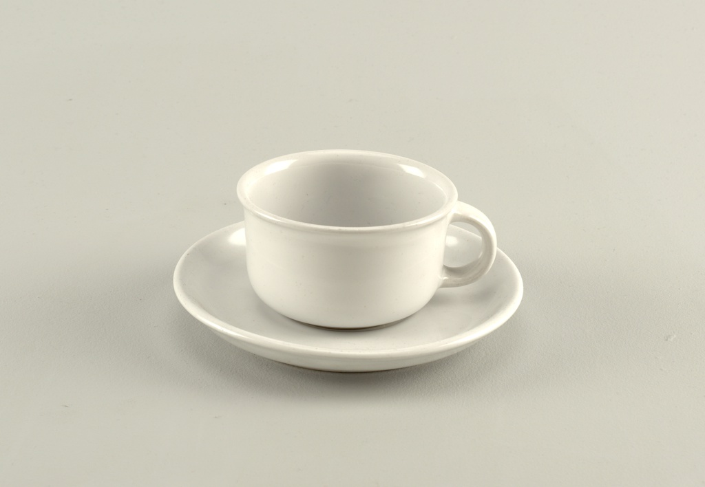 Cup And Saucer (Sweden)