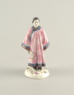 Chinese Woman Figure