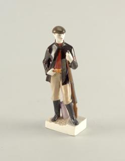 Red Guard Figure