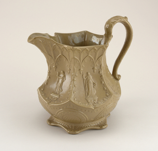 Creamer, early 19th century