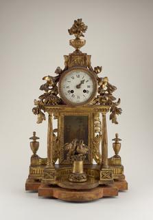 Clock (France), ca. 1775