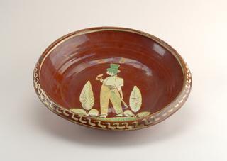 Dish (Switzerland), 18th–19th century
