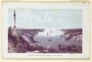 Print, Niagara River
