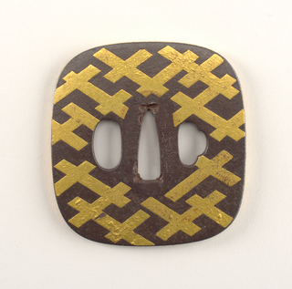 Tsuba (Japan), early 19th century