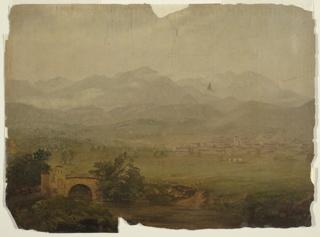 Drawing, Colomhia or Ecuador, 1853