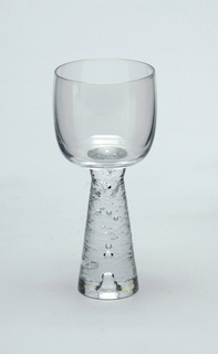 """Arkipelgo"" Red Wine Glass"