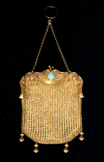 Purse with Egyptian ornament Purse