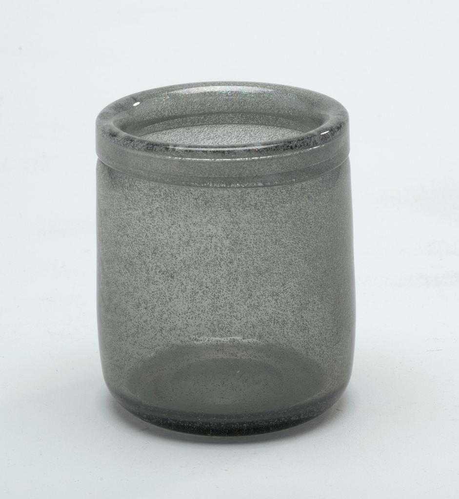 Grey glass