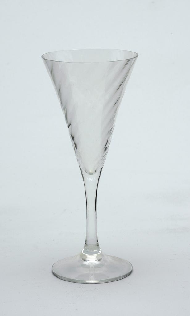 Helena Claret Glass, ca. 1980