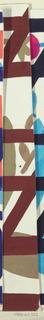 Drawing, Textile Design: Marizza