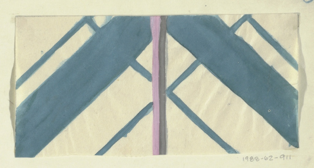 Drawing, Textile Design: Archibald